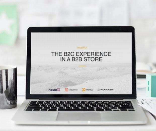 B2B webinar eCommerce