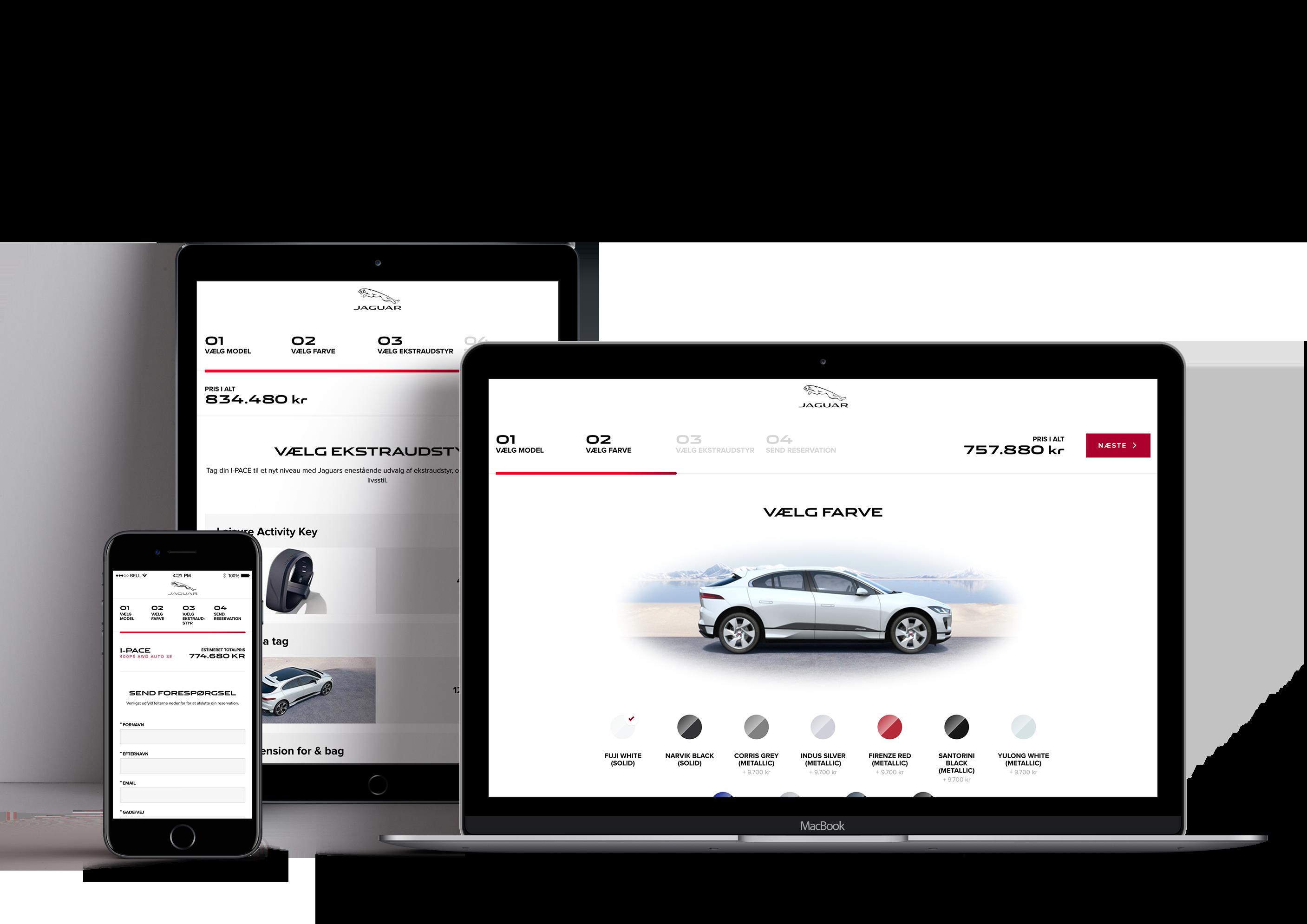 Jaguar & Vaimo eCommerce