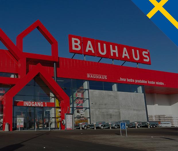 BAUHAUS Sweden