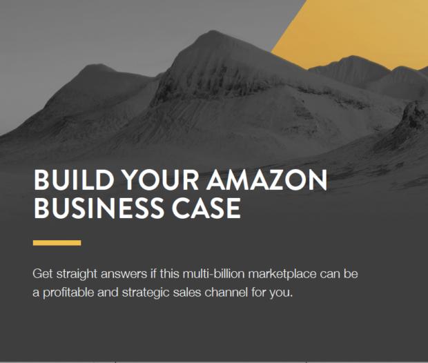 Bygg ert Amazon Business Case