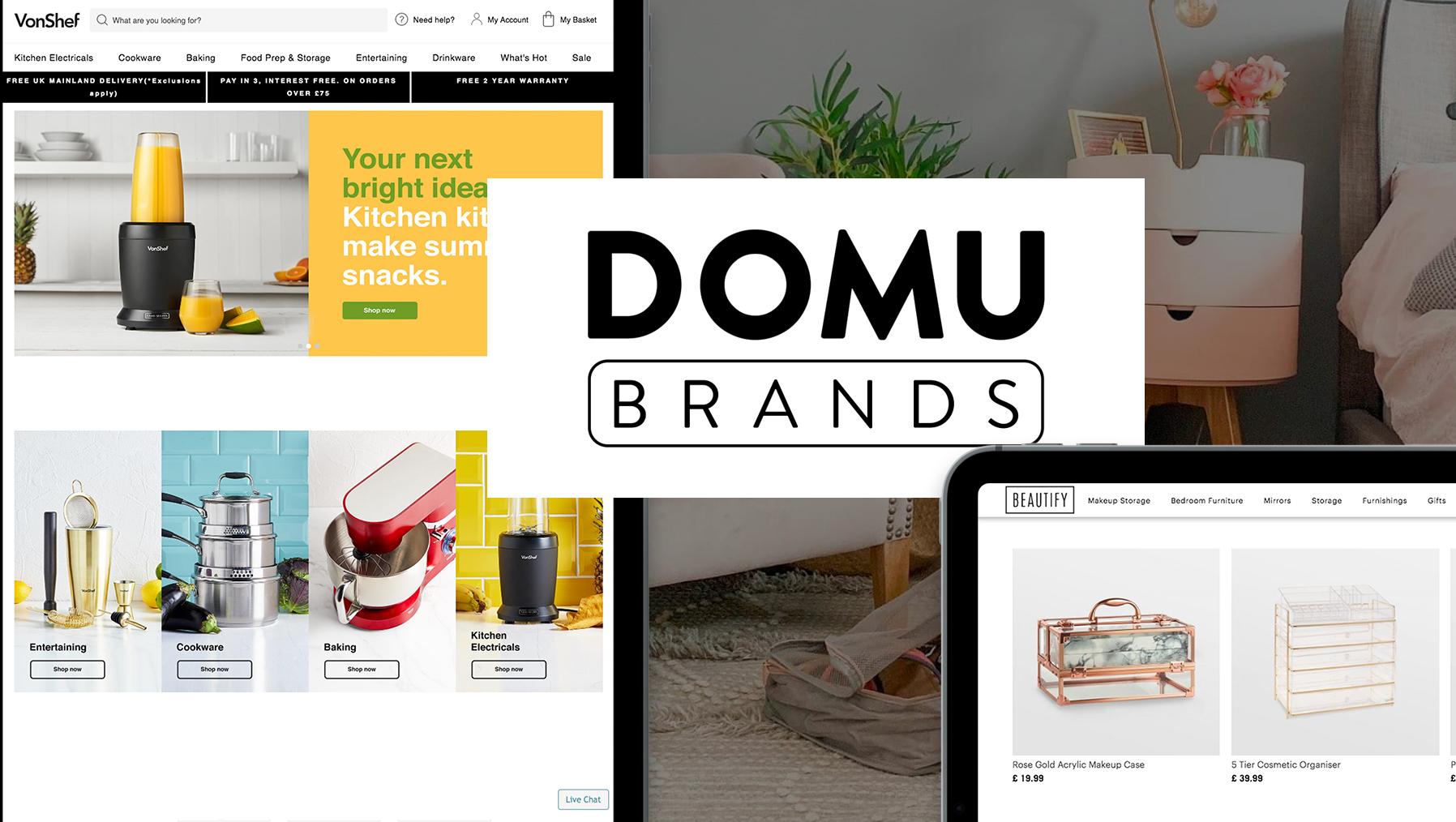 DOMU Brands Vaimo