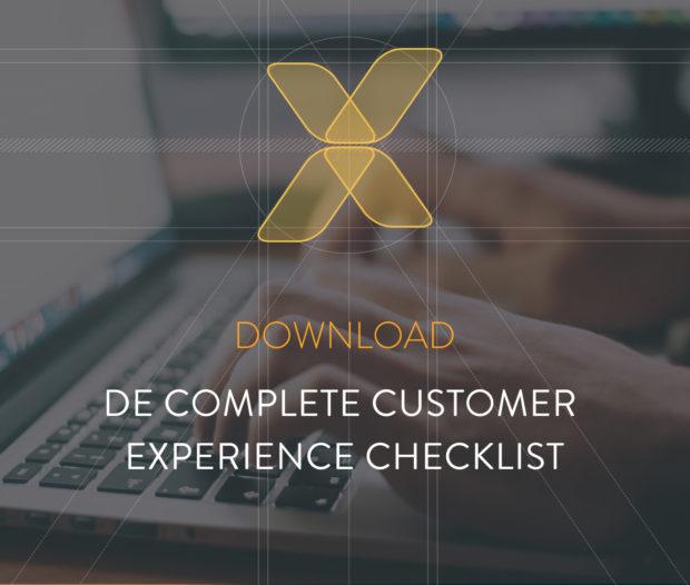 De complete customer experience checklist
