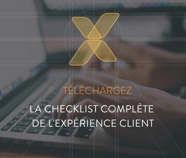 La checklist complète de l'expérience client