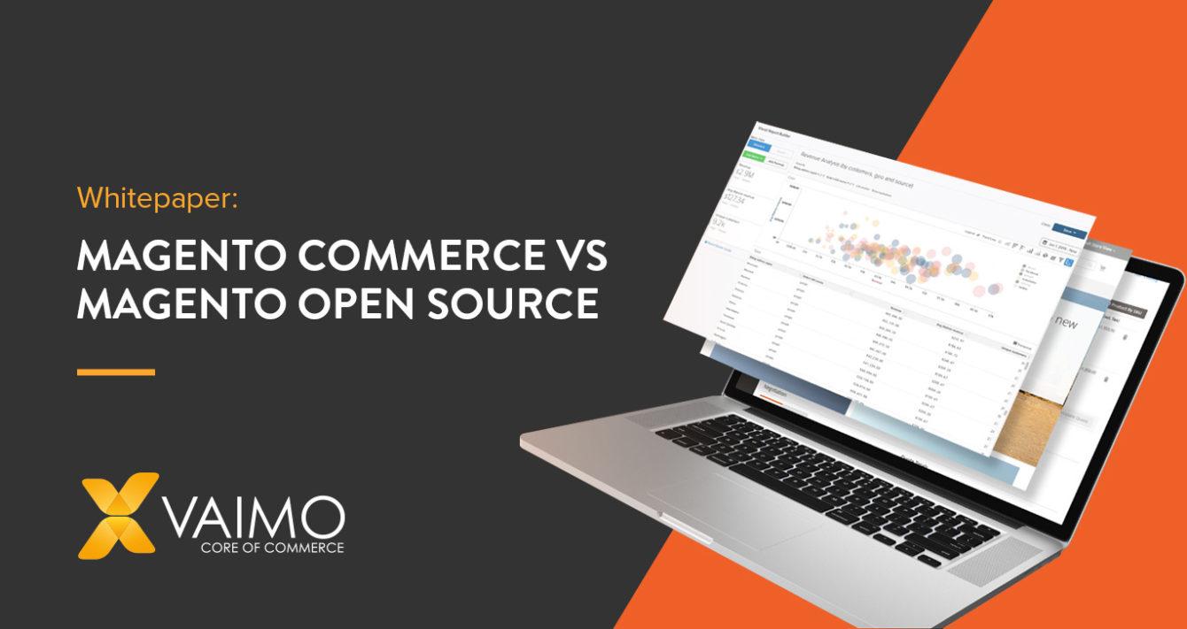 Magento Commerce VS Magento Open Source