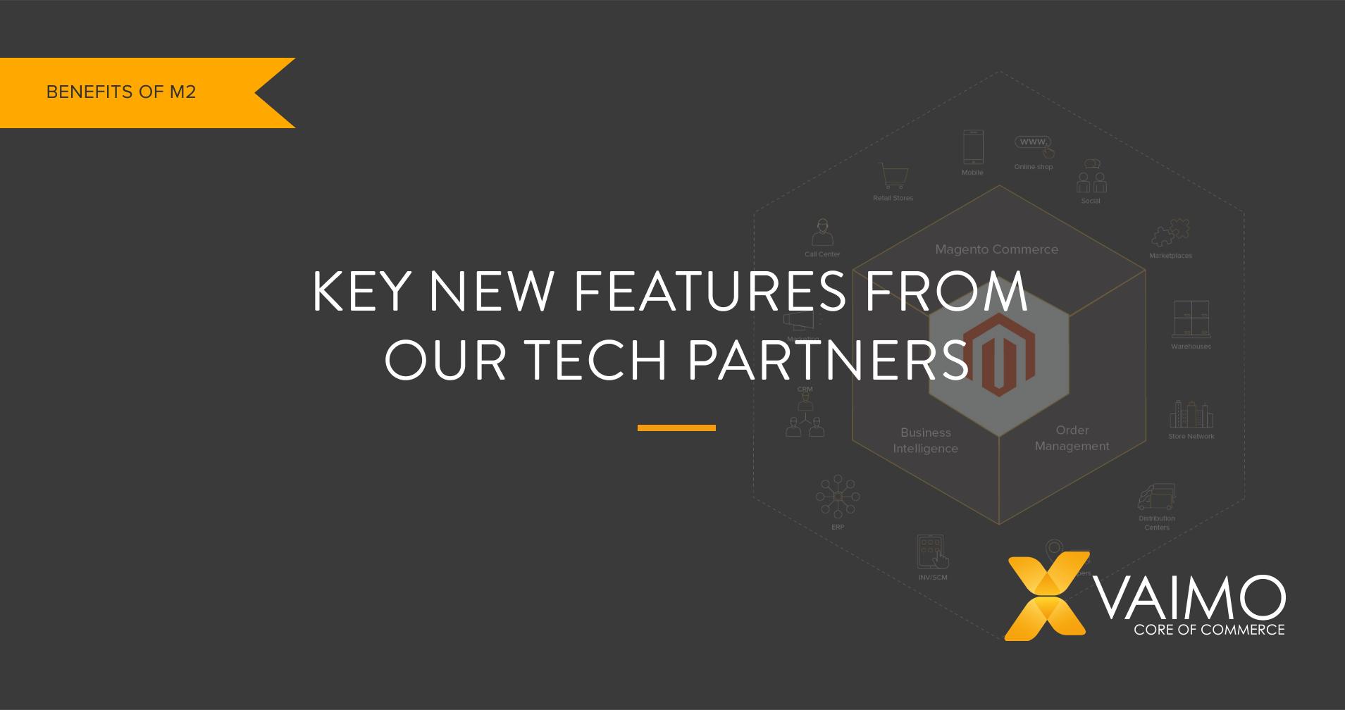 Laat je bedrijf groeien met Magento 2-functies van onze partners