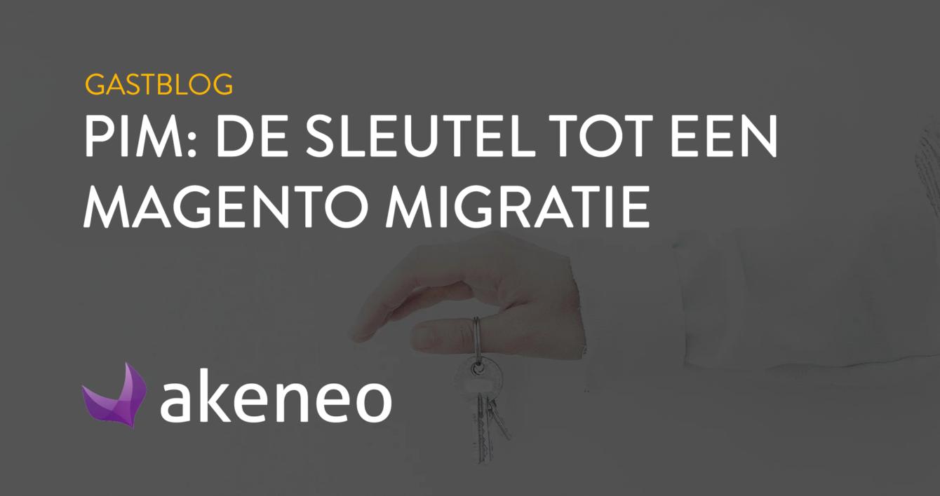 PIM magento migratie