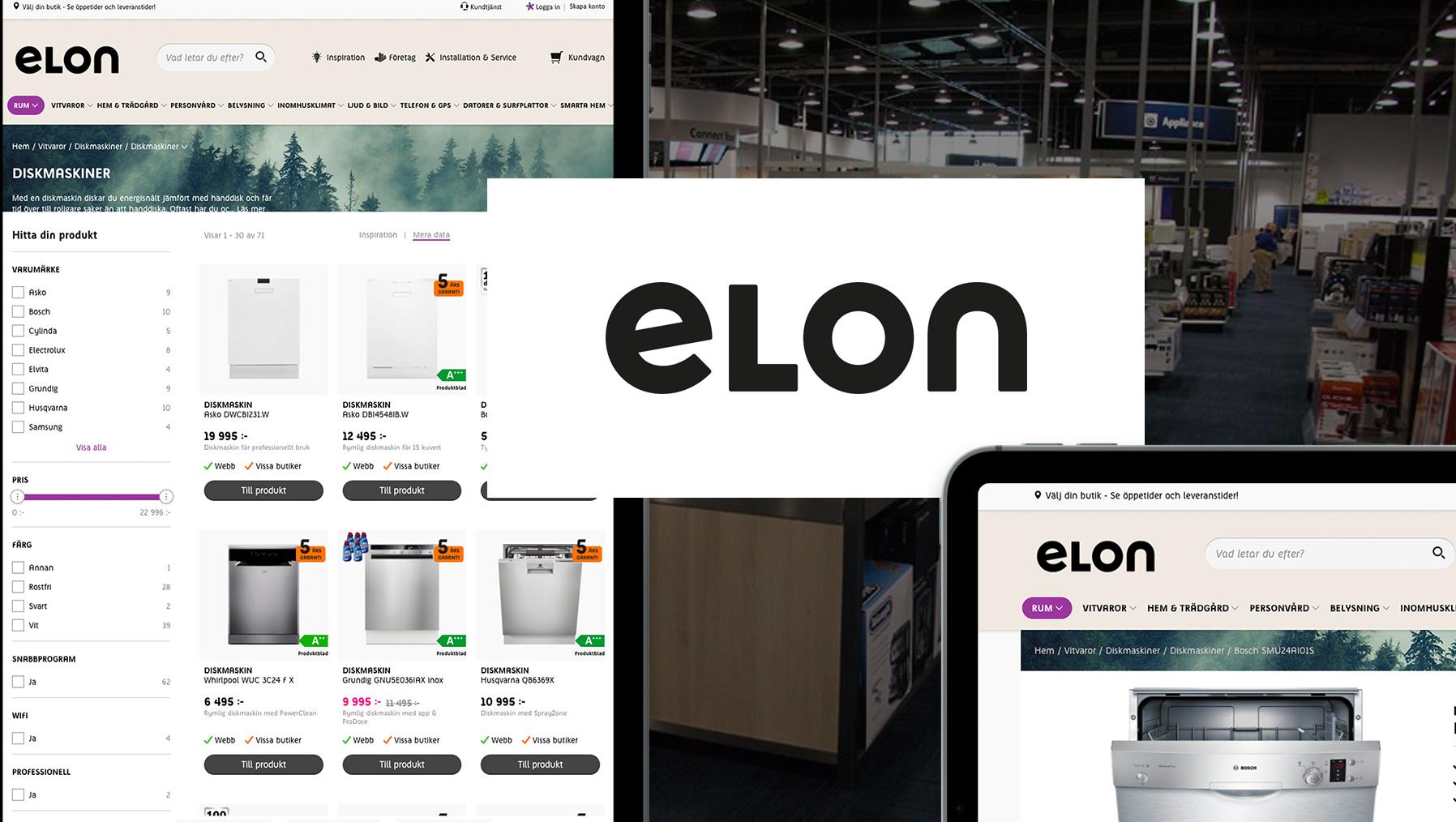 Elon online store