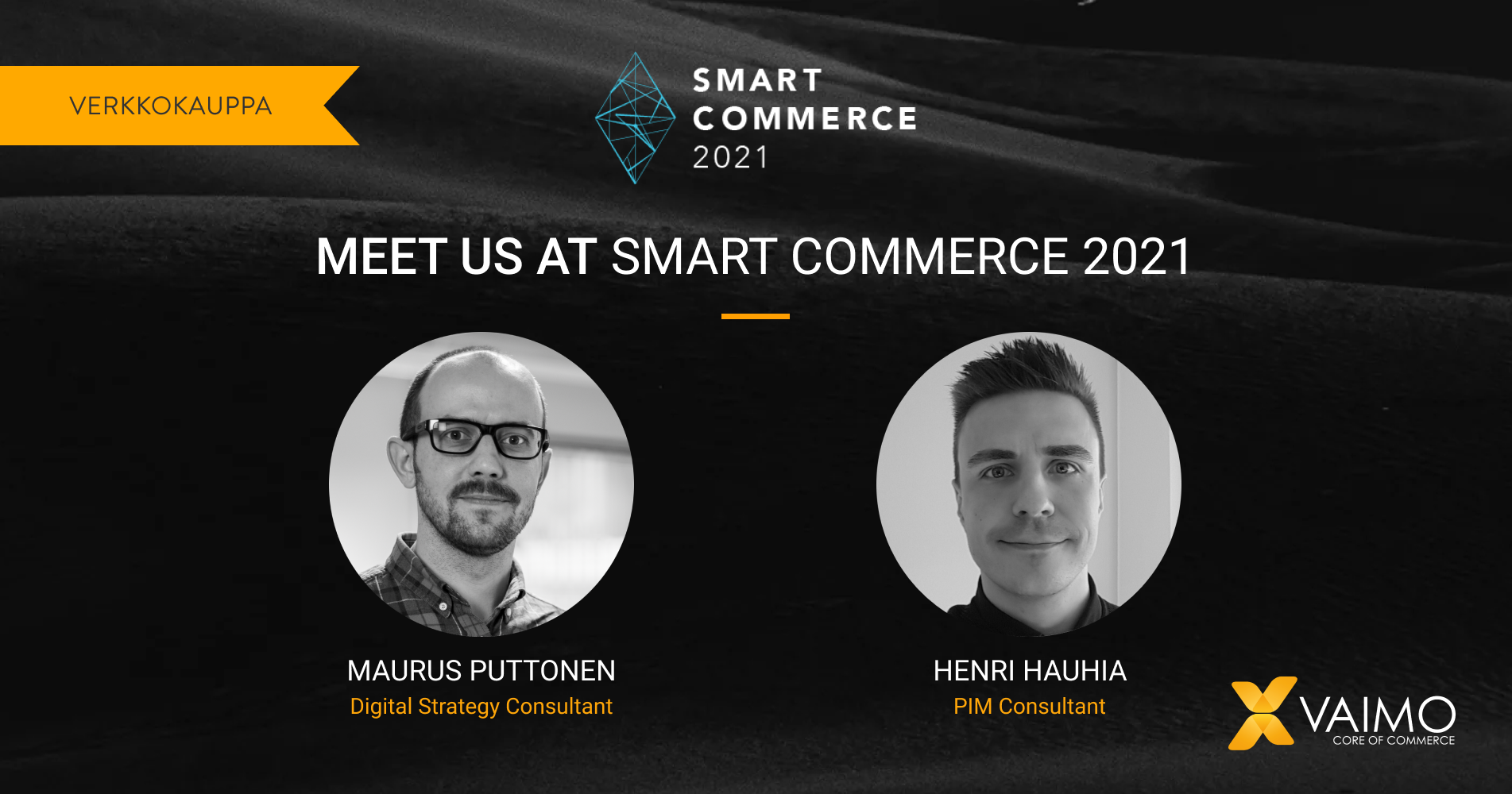 Smart Commerce Meet Vaimo