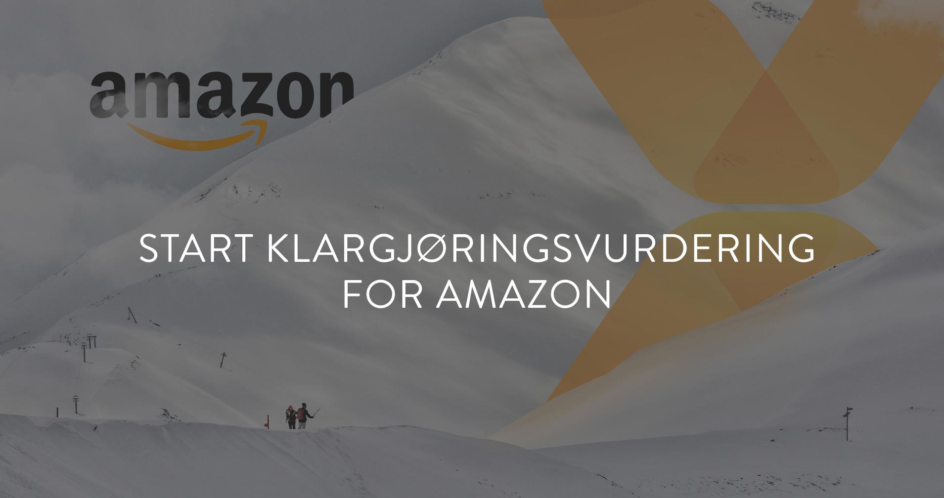 Amazon readiness