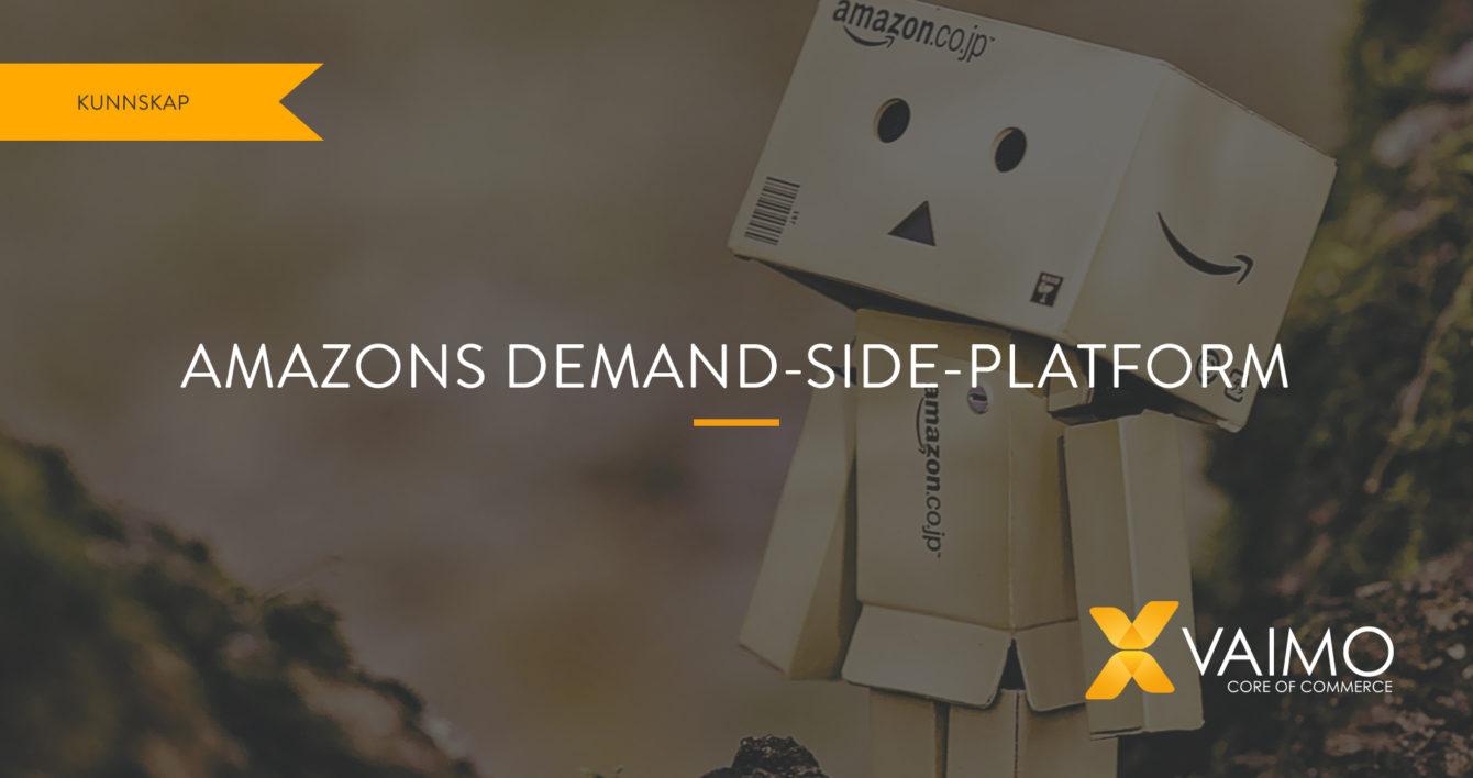 Amazon demand-side-platform