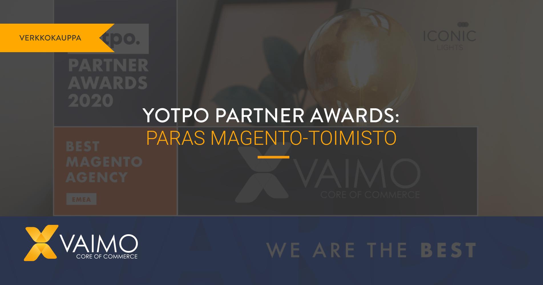 Yotpo Partner Awards