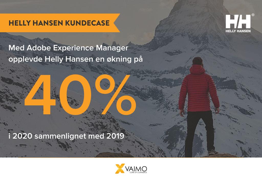 Helly-Hansen Case study Norway